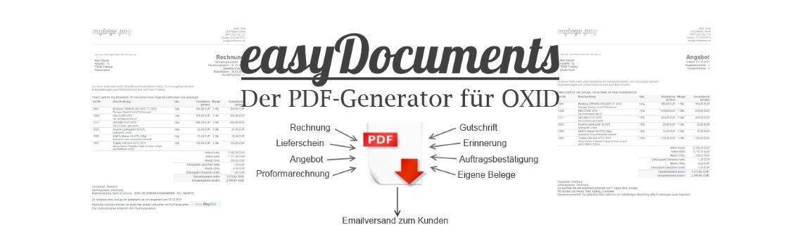 Banner easyDocuments
