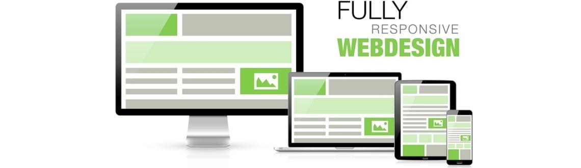 Banner responsive Webdesign